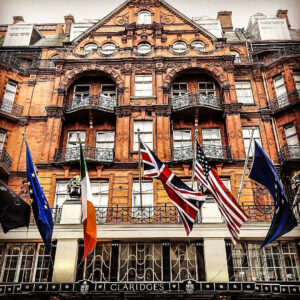 Claridges, luxury hotels in London