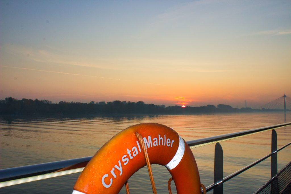 Onboard the Crystal Mahler